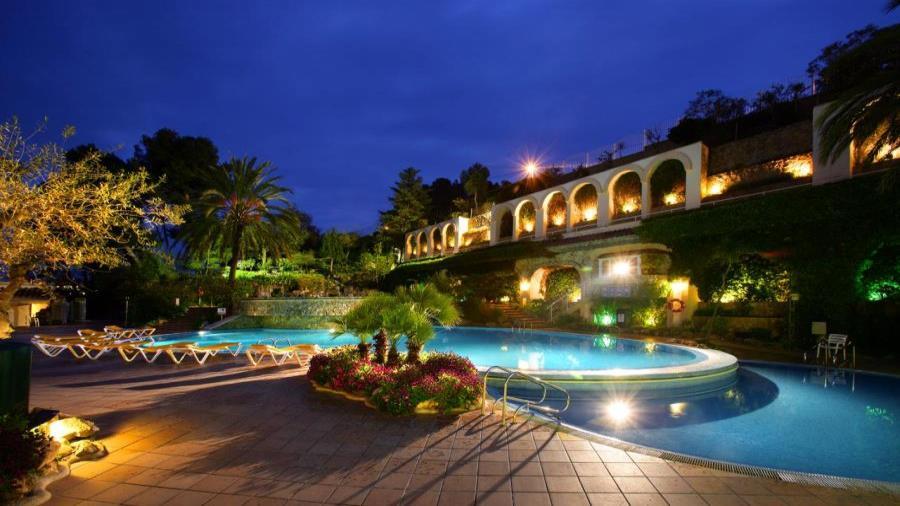 Centrum Podróży Koliber Obóz Hiszpania Włochy Lloret de Mar Wenecja hotel Guitart Central Park