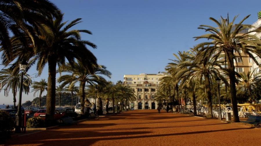 Centrum Podróży Koliber Obóz Hiszpania Włochy Lloret de Mar Wenecja promenada