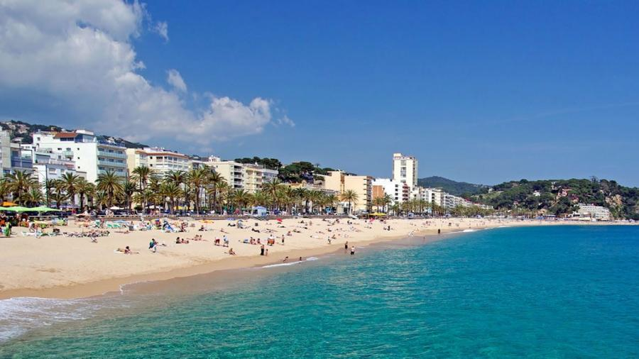 Centrum Podróży Koliber obóz Hiszpania Włochy Lloret de Mar Wenecja plaża