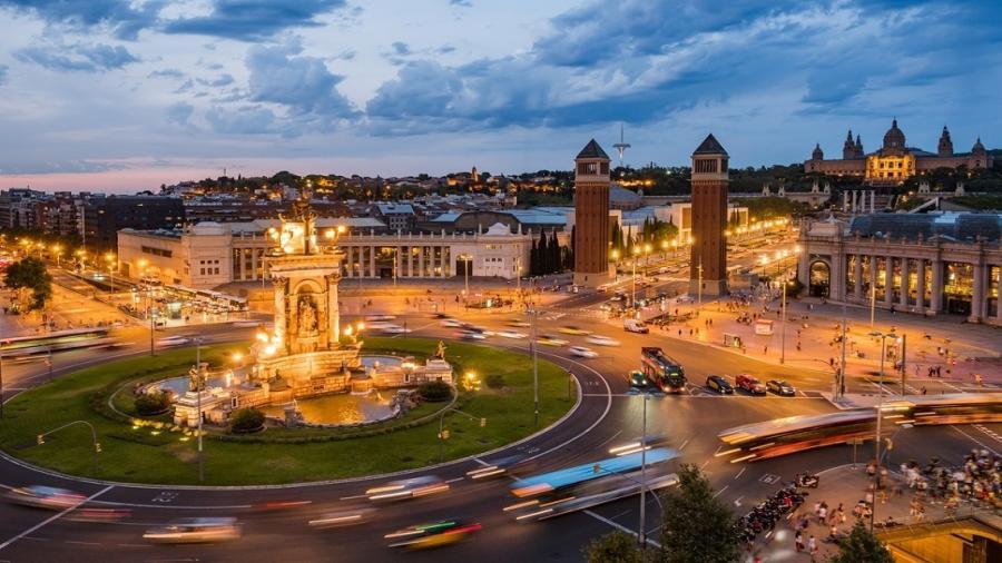 Centrum Podróży Koliber Obóz Hiszpania Włochy Lloret de Mar Wenecja plac hiszpański