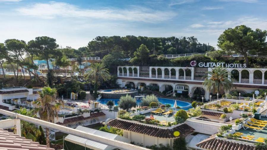 Centrum Podróży Koliber, obóz Hiszpania Lloret de Mar, Paryż, Parki Rozrywki Disneyland, Gardaland, hotel Guitart Central Park