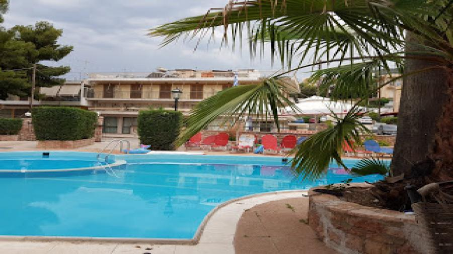 wczasy Grecja Tolo Centum Podróży Koliber basen hotel Ritsas
