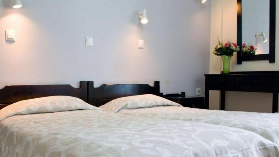 wczasy Grecja Tolo Centum Podróży Koliber pokój hotel Ristas