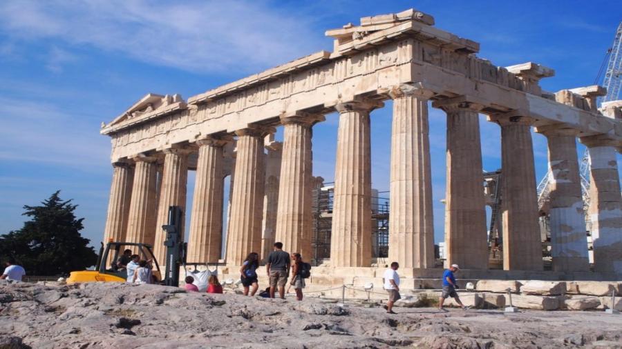 akropol wczasy Grecja Tolo Centum Podróży Koliber