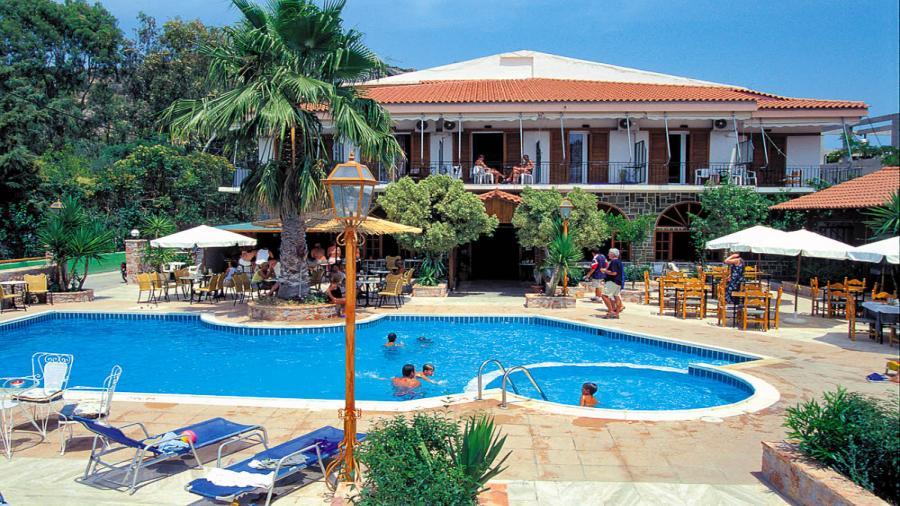 wczasy Grecja Tolo Centum Podróży Koliber  hotel Ritsas