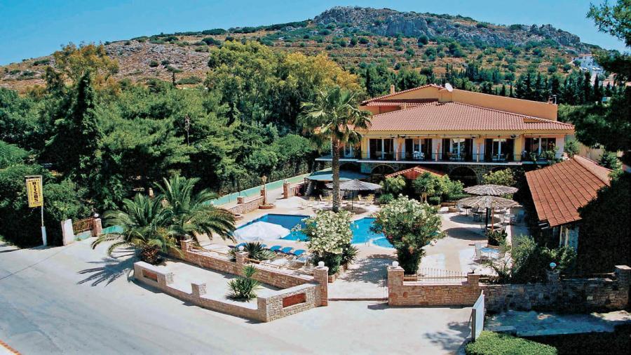 wczasy Grecja Tolo Centum Podróży Koliber hotel Ristas