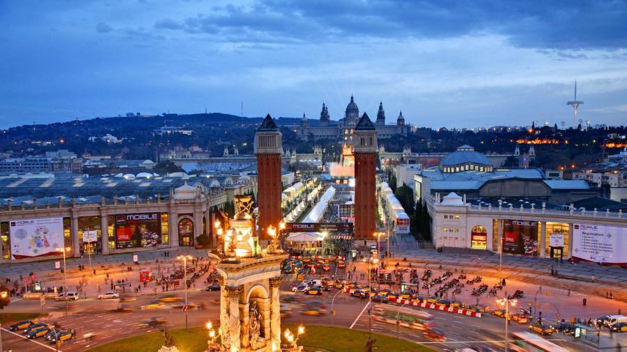 wczasy Hiszpania Włochy Wenecja Centrum Podróży Koliber Plac Hiszpański Barcelona