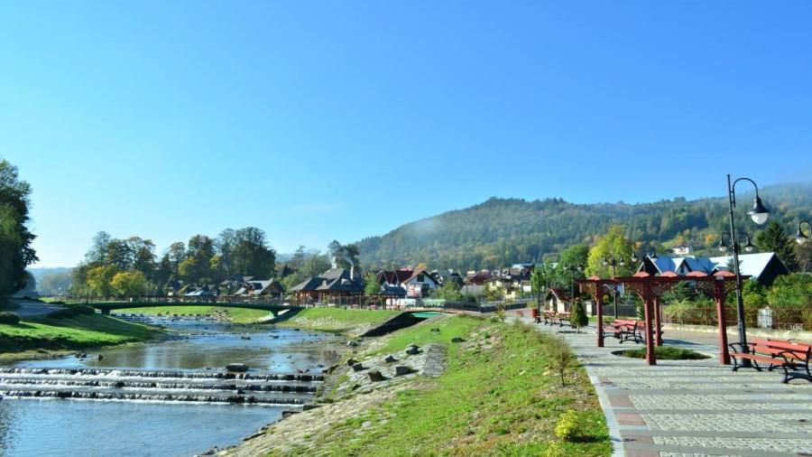 Niedzica kolonie Dunajec Szczawnica Koliber