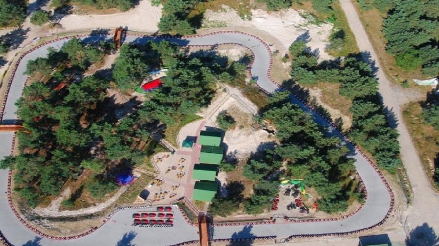koliber obóz w łebie power park