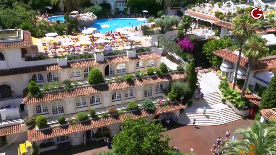Centrum Podróży Koliber obóz HIszpania Lloret de Mar hotel Guitart Central Park