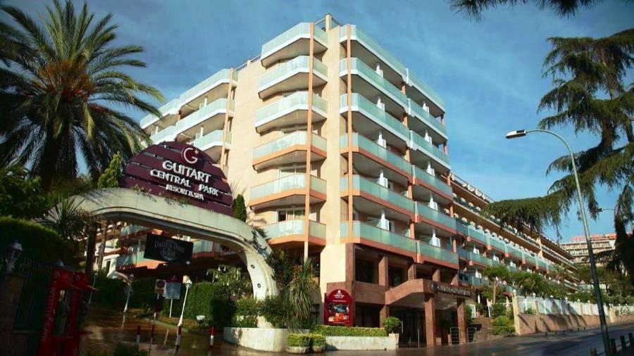 Centrum Podróży Koliber obóz Hiszpania Lloret de Mar, hotel Guitart Central Park