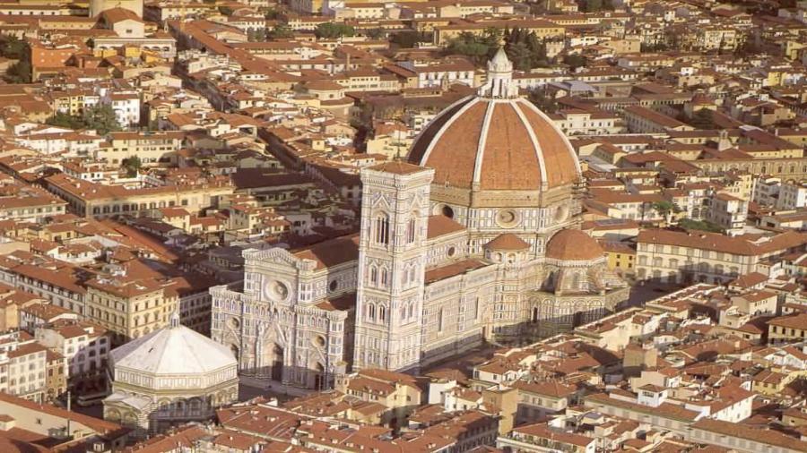 Centrum Podróży Koliber obóz Włochy, Włoskie Wakacje, Północ Południe. Florencja