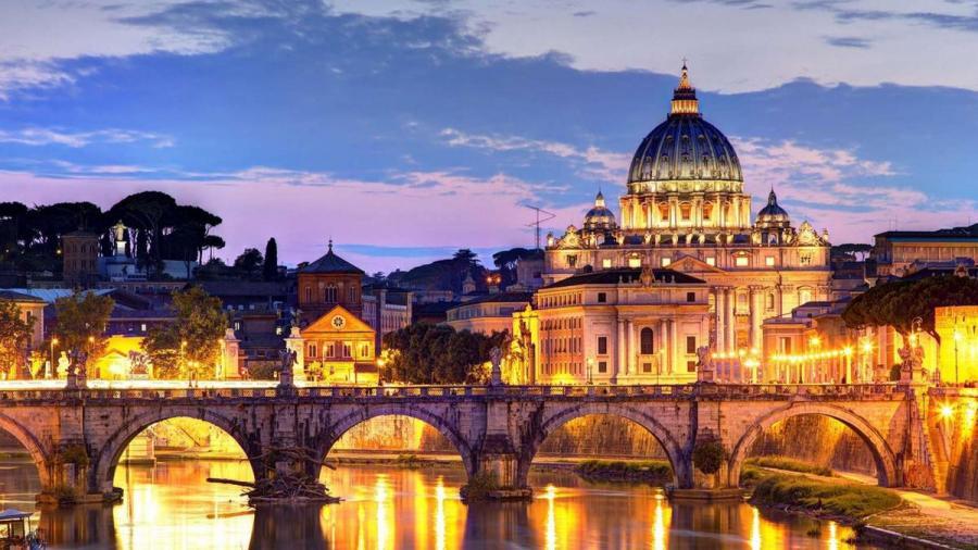 Centrum Podróży Koliber obóz Włochy, Włoskie Wakacje, Północ Południe, Watykan